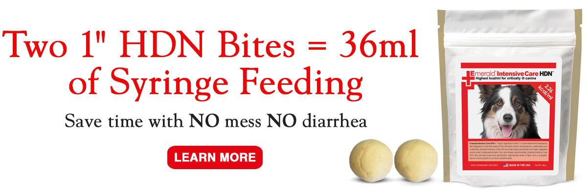 HDN bites